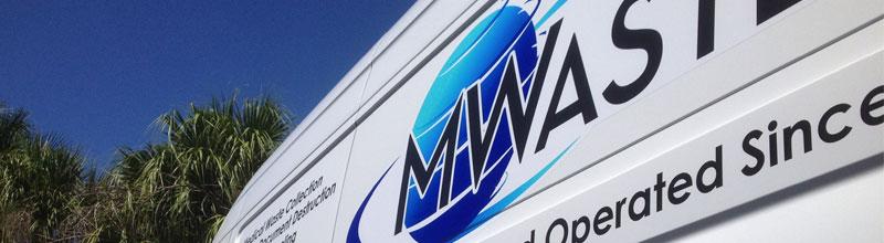 MWaste - medical waste disposal services Naples FL
